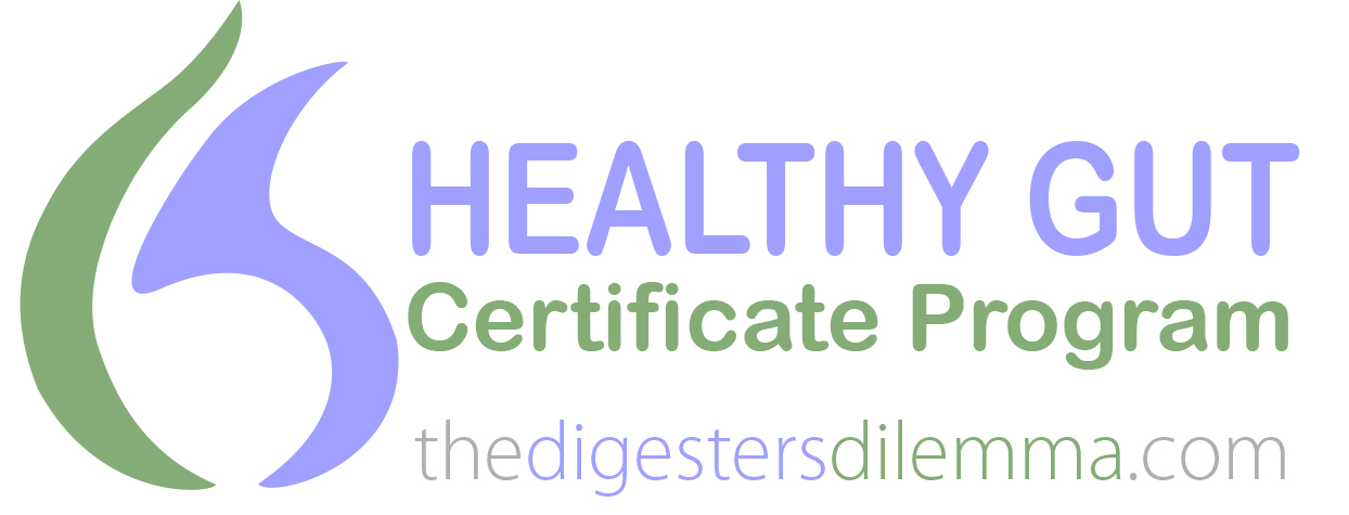 The HEALTHY GUT Certificate Program