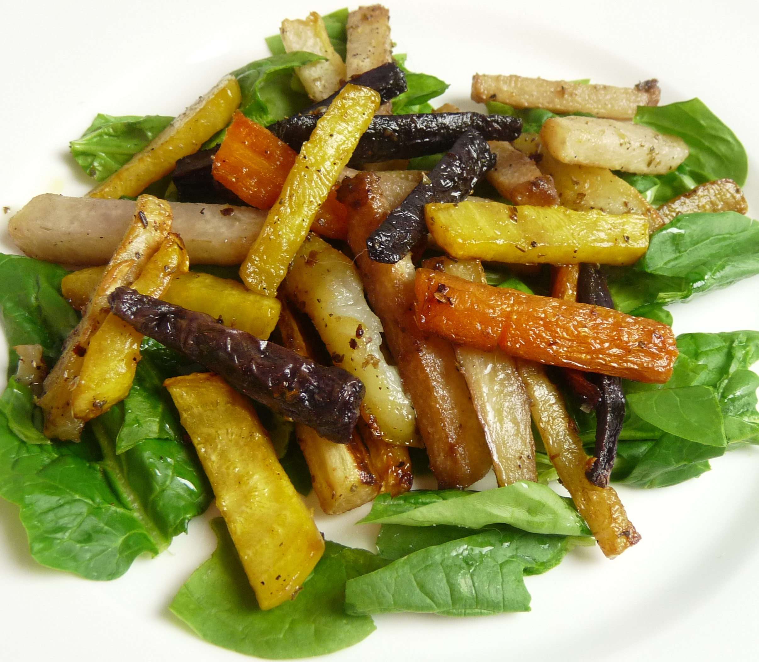 Roasted Prebiotic Veggies