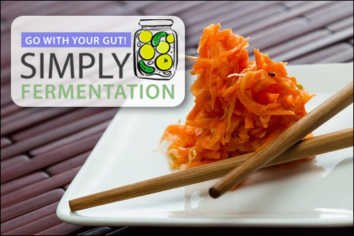 Fermented Carrots for a Healthy Gut