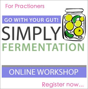 Simply Fermentation Online Workshop for Practitioners